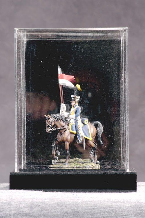 Cavalry Flag Bearer Case