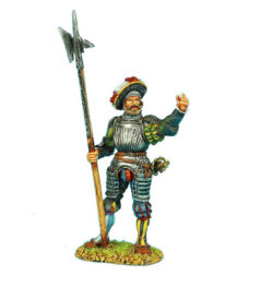 German Landsknecht Captain