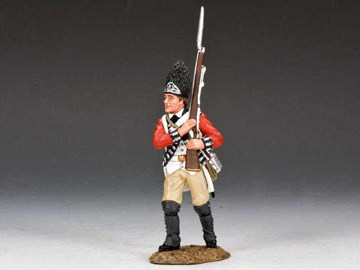 Marching Fusilier