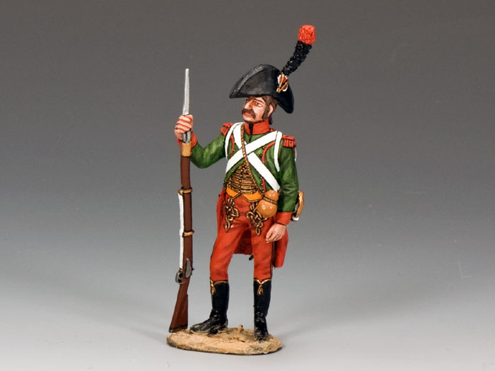 Guide w/ Musket