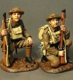 58th 2/1st London Division, 2 Tommy Tank Riders