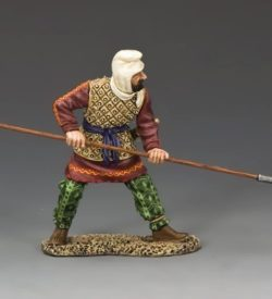 Persian Warrior w/ Spear