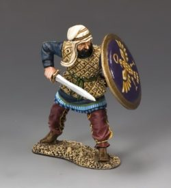 Persian Warrior w/ Sword