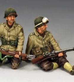 U.S. Army Tank Riders Set #2