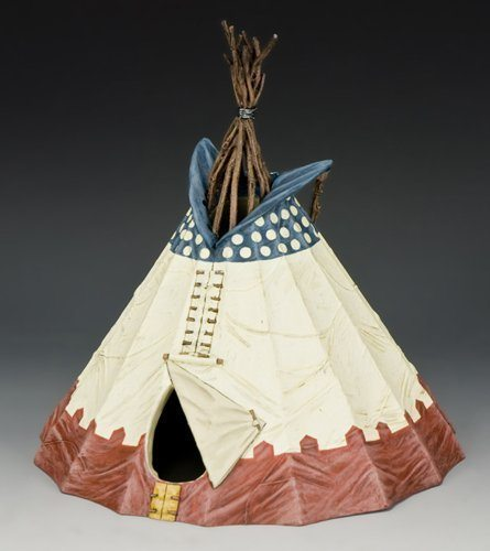 Sioux Indian Teepee #2