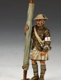 Standing Stretcher Bearer