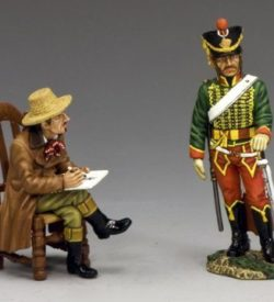 The Artist & The Hussar