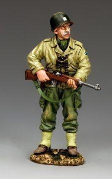 Capt. Dale Dye - Weapons Training