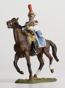 Trooper, French Carabiniers, 1812
